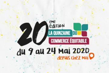 Logo Quinzaine du commerce équitable 2020